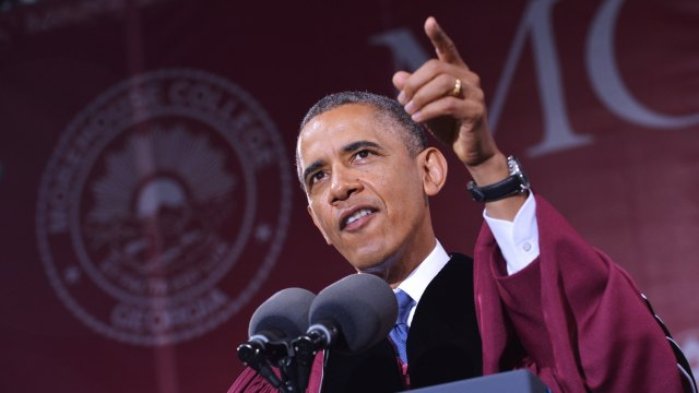 Colonialism 101: Obama's Morehouse Speech and Blaming the Colonized for their Condition