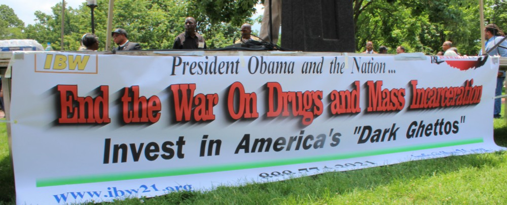 (PHOTOS) IBW Call to Action to End Mass Incarceration & War on Drugs (1/6)